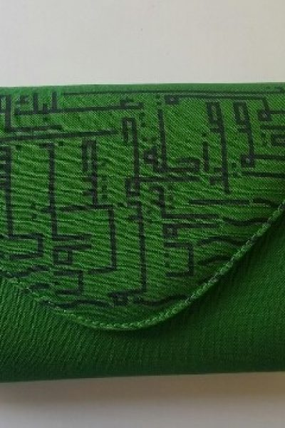 The Green Lebanese Cities Bag