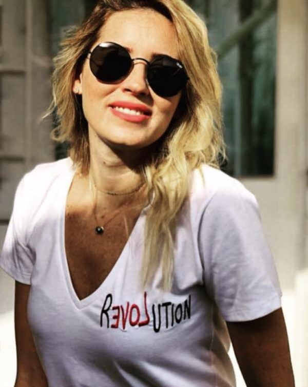 Revolution White Shirt