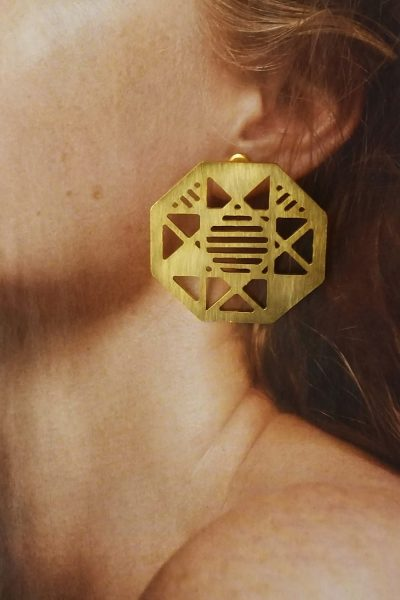 Octa Earrings