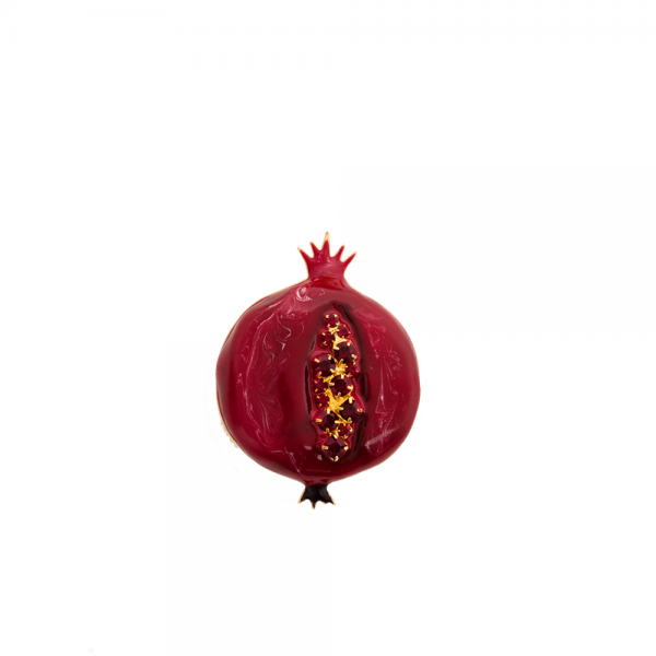 Pomegranate Brooch