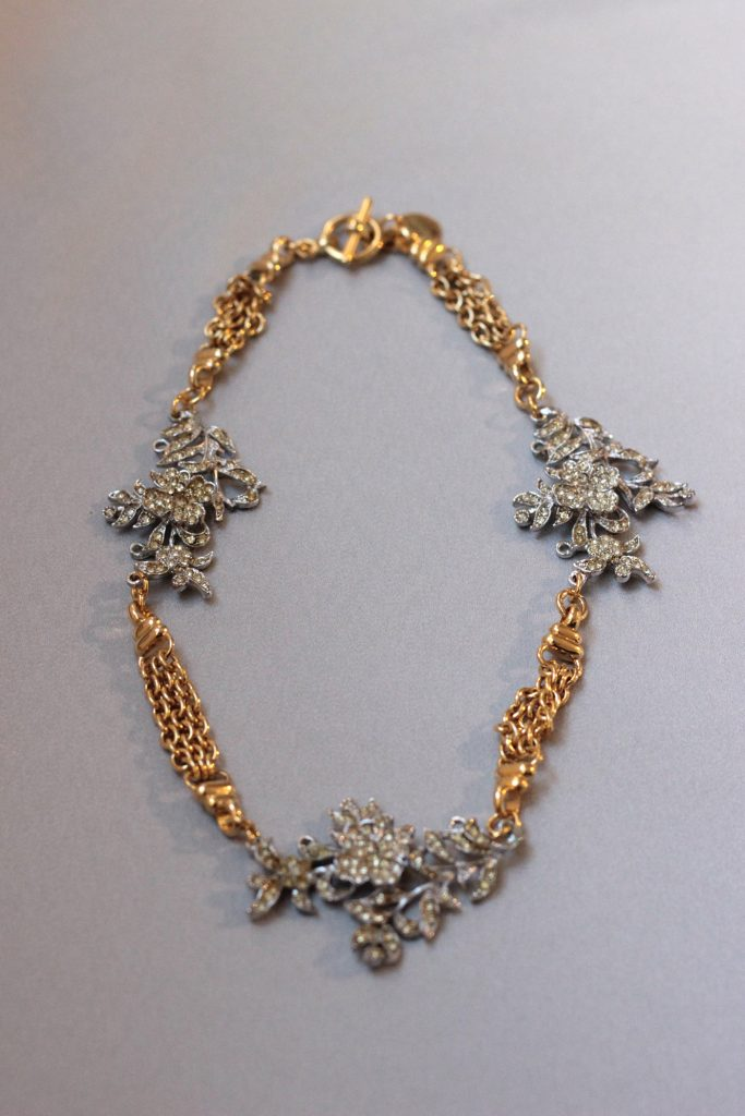 Wild Holiday Necklace
