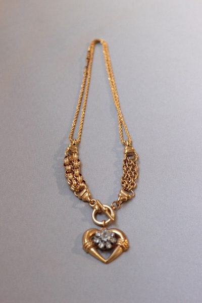 Love Holiday Necklace