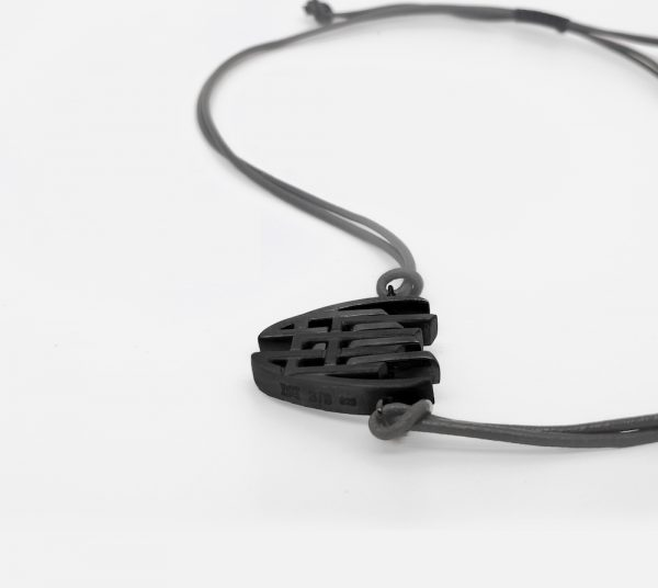 Limited Edition Gray Necklace