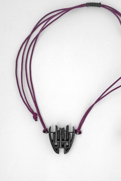 Limited Edition Bordeaux Necklace