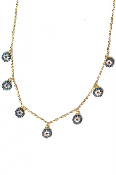 Little Eyes Necklace