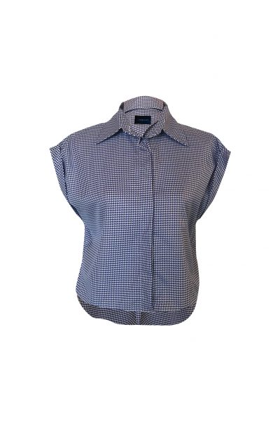 Dume HoundStooth Top