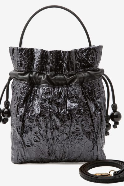Oh My Jewels Black HandBag