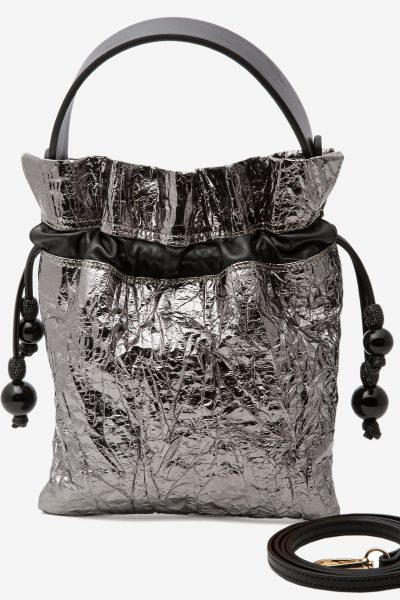 Oh My Jewels Silver HandBag