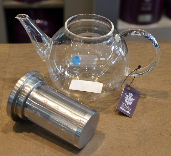 Jenaer Glass Teapot