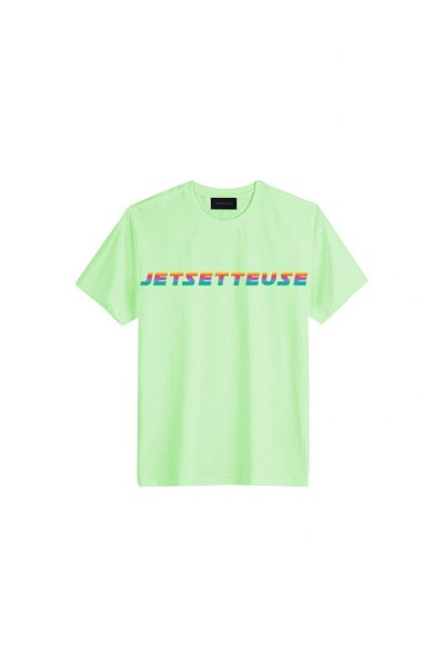 Jet Set Use Mint T-Shirt