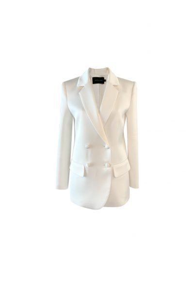 Victoria Off White Blazer