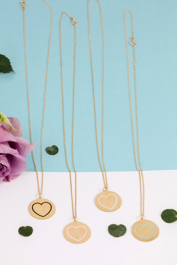 The Graceful Gold Necklace