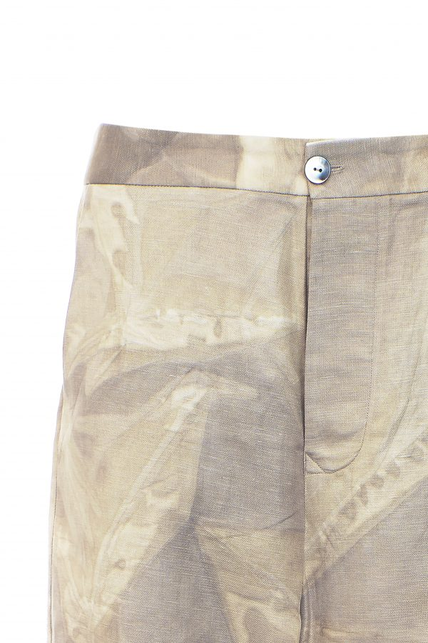 BENTAL 02 – LINEN TROUSERS | SAND DUNES