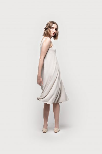 Back Seam Dress