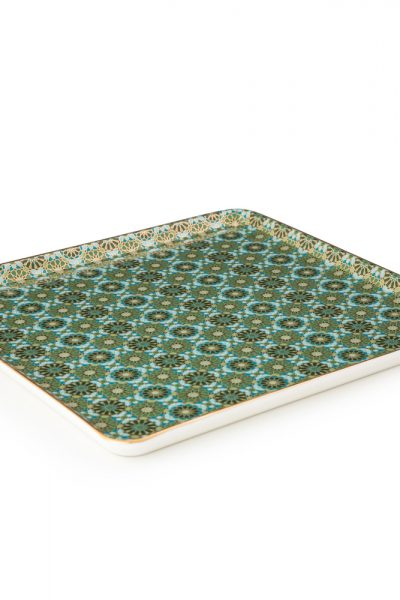 Square Platter Large Andalusia