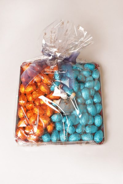 Easter Chocolate Square 25cm Platter