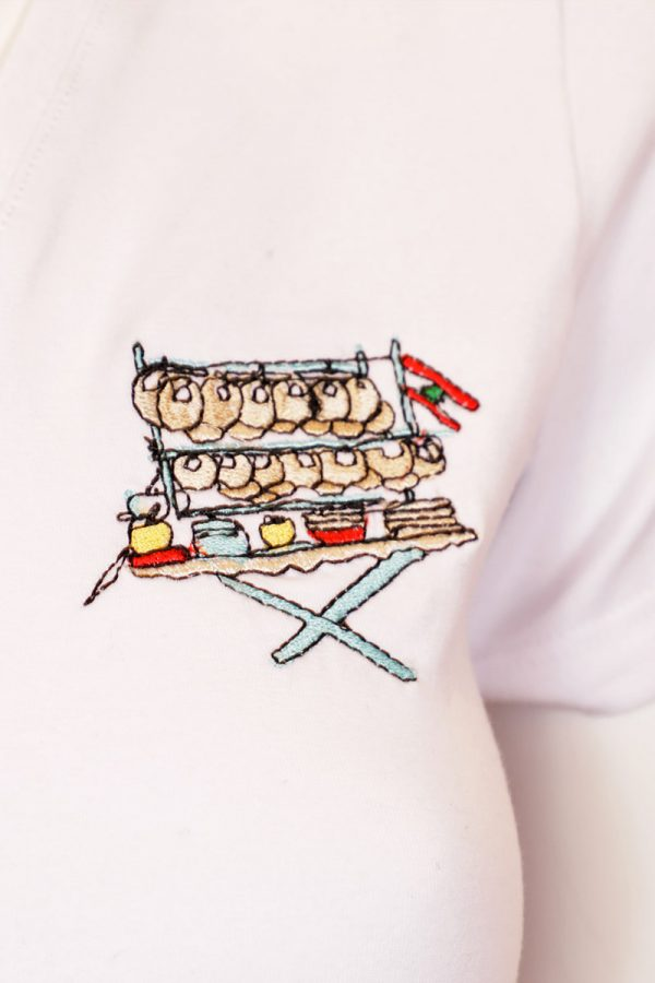 Barbeque Lebanese Theme T-Shirts