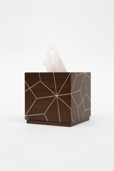 Arabesque Tissue Holder
