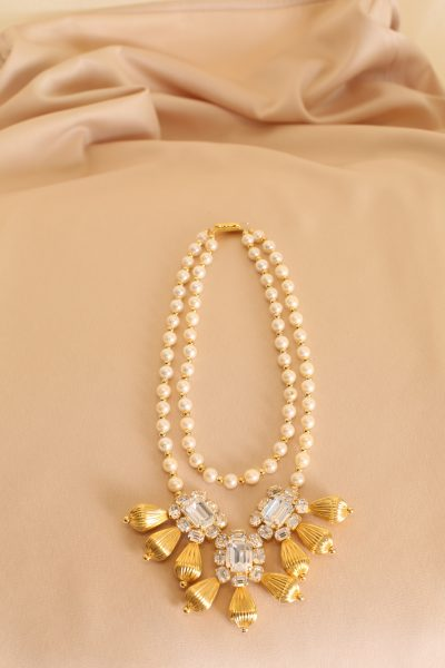 Castellorizo Pearls Necklace