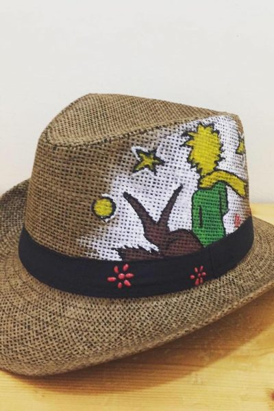 Le Petit Prince Hat Brown Base