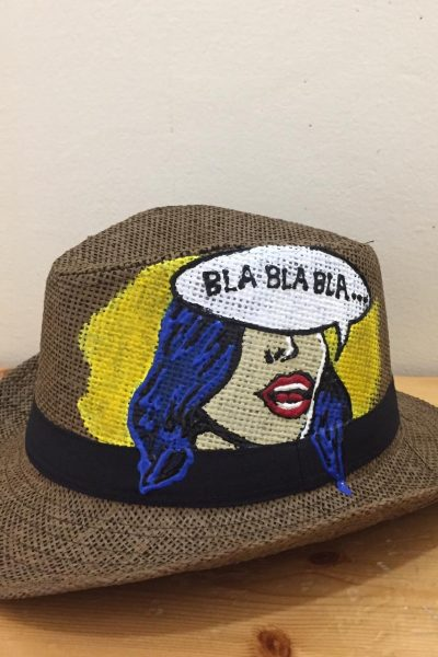 BlaBlaBla Hat Brown Base