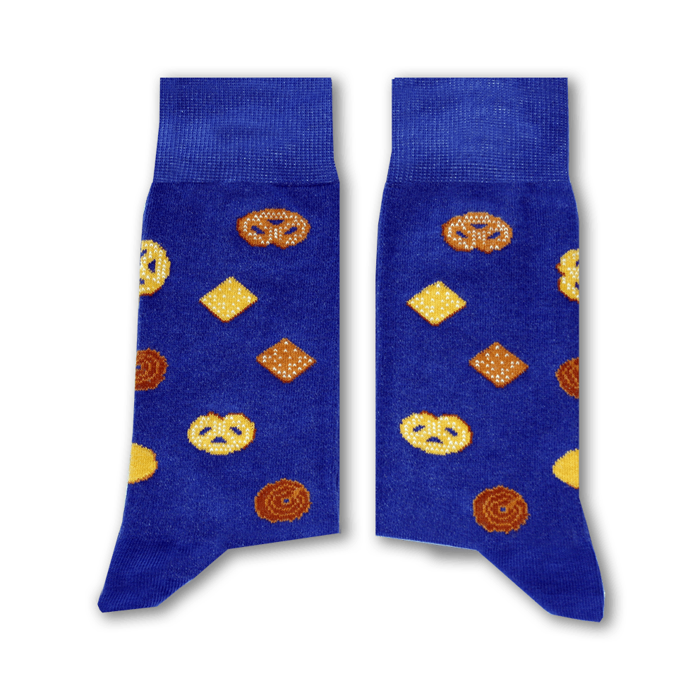 aeed657fadc0 Long Butter Biscuits Socks ,By Sikasok, Shop now on Lebelik.com