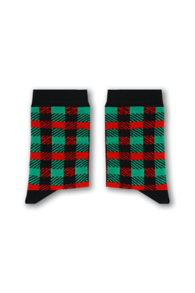 Checkered Socks (Kids)