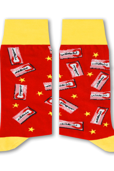 Chiclets Socks