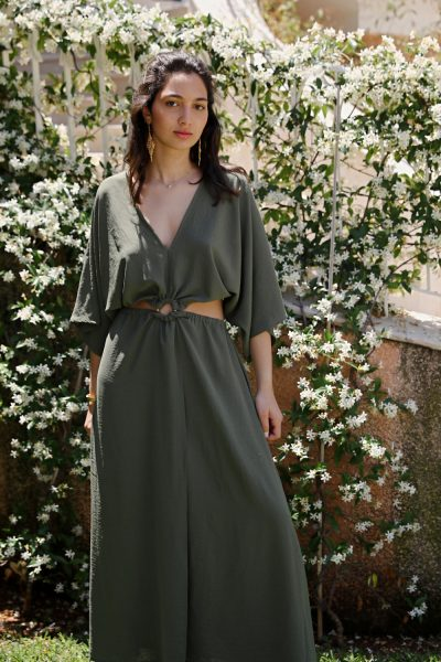 Lim Khaki Dress