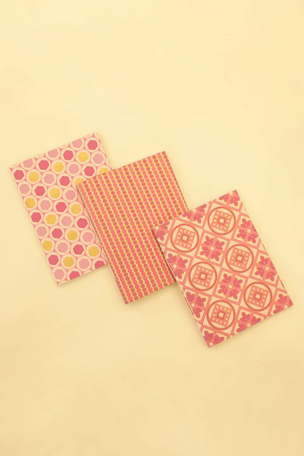 Pack of 3 Notebook