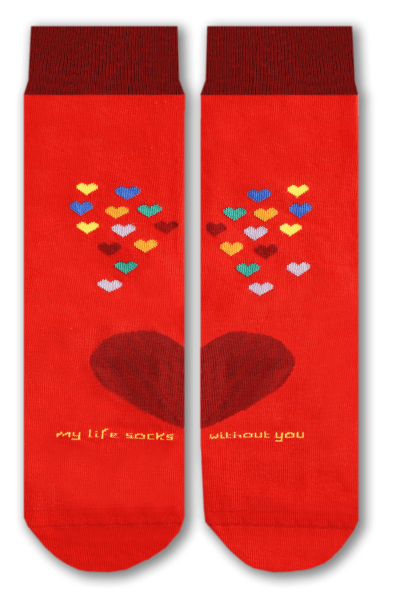 Life Socks Without You