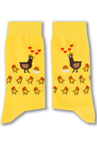 Mama Chick Socks