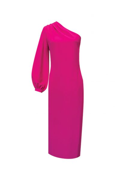 Ivy Fuschia Dress