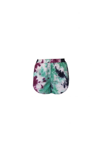 Sea Shorts Tie Dye Purple
