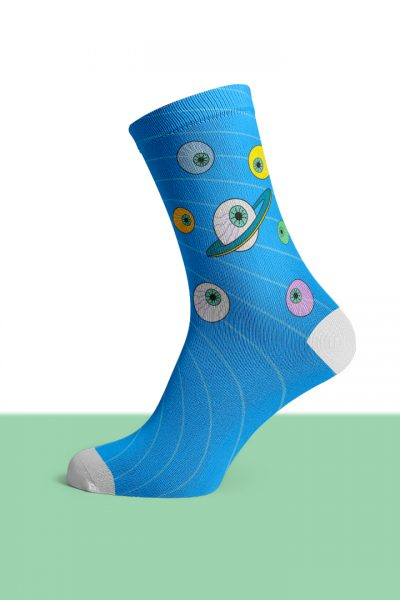 Cosmic Vision Socks