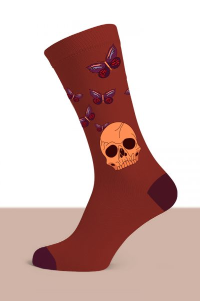 Inhabited Wilderness Socks