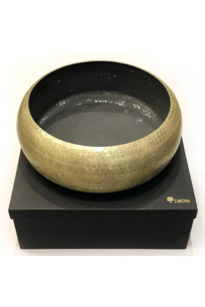 Tyre Bowl Dark Grey