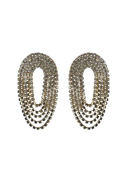 B.O Teardrop Earrings