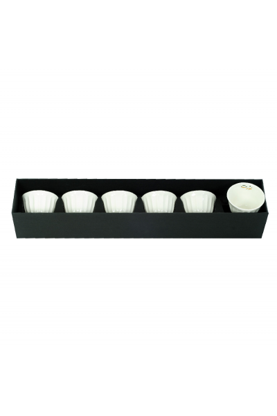 Chaffeh Cups Set Of 6
