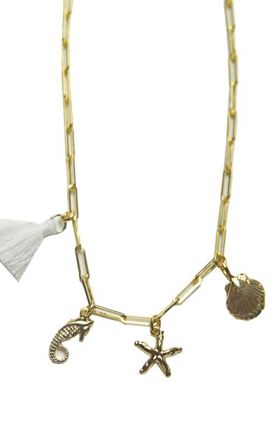 Summer Long Necklace