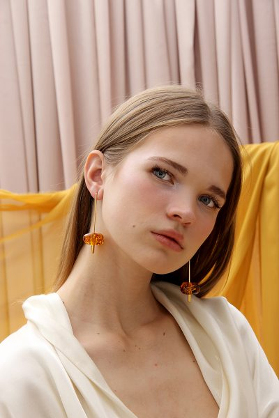 The Lucite Earrings