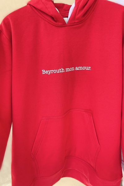 Beyrouth Mon Amour Hoodie