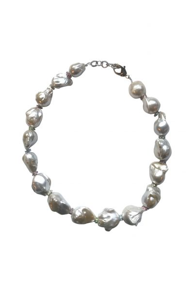 Pearls Baroque Necklace