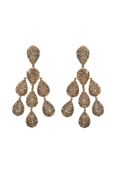 Gold Dreams Earrings