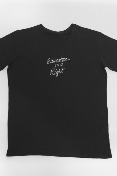 Education Is A Right T-Shirt