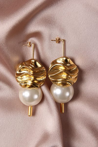 The Miscellanea Goldie Earrings