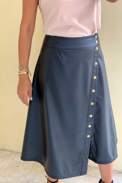Black Dublin Skirt