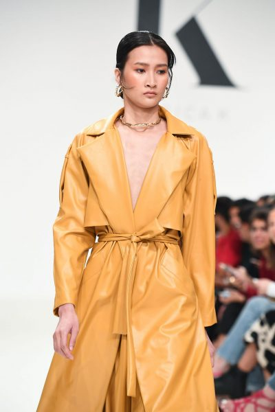 HERMOSA Trench Coat