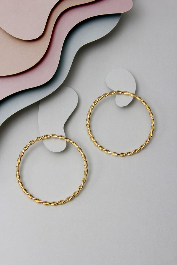 The Big Circle Earrings