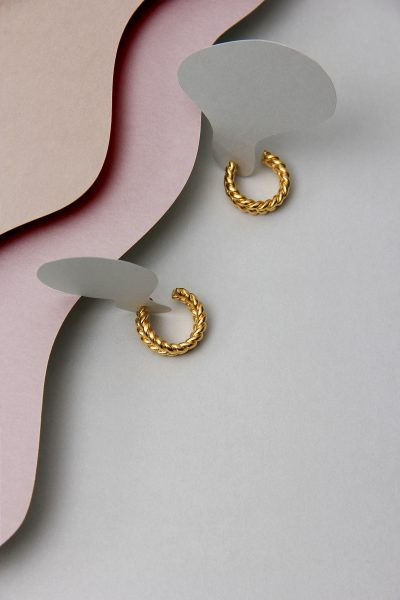 The Riccioli Earrings